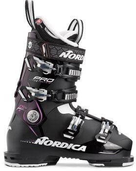Nordica Pro Machine 105 X skischoenen Dames Zwart