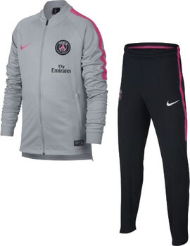 Nike Paris Saint Germain Dry Squad track suit Heren Zwart