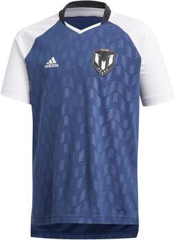 ADIDAS Messi Icon voetbalshirt Blauw