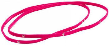 Brabo 5mm haarelastiek (2 paar) Roze