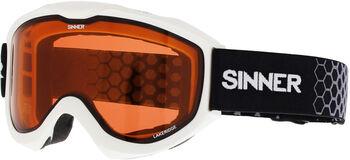 Sinner Lakeridge skibril Wit