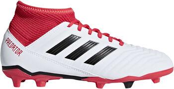 ADIDAS Predator 18.3 FG jr voetbalschoenen Wit