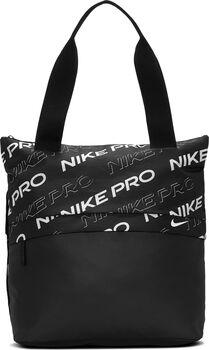 Nike Pro Radiate Graphic Tote tas Zwart