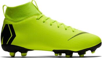 Nike Mercurial Superfly 6 Academy MG jr voetbalschoenen Jongens Geel