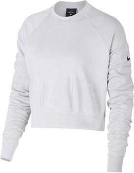 Nike Training sweater Dames Wit