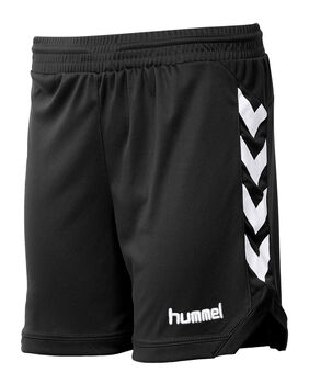 Hummel Burnley Ladies Short Heren Zwart