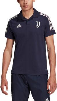 adidas Juventus Poloshirt Heren Blauw