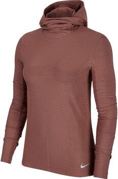 Nike Bala Warm Element hoodie Dames Paars