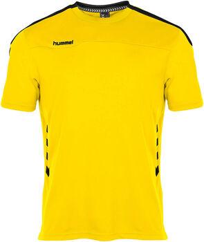 Hummel Valencia t-shirt Heren Geel