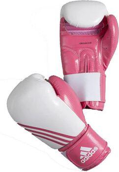 ADIDASBOXING boxfit climacool bokshandschoen-14 Dames Wit
