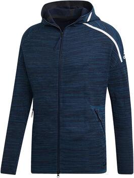 ADIDAS Z.N.E. Parley hoodie Heren Blauw