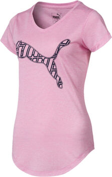 Puma Heather Cat shirt Dames Roze