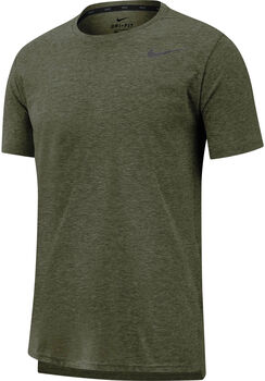 Nike Dri-FIT Breathe shirt Heren Groen