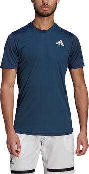 adidas Club Tennis T-shirt Heren Blauw