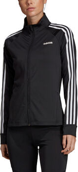 adidas Designed 2 Move 3-Stripes trainingsjack Dames Zwart