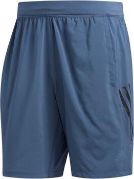 ADIDAS 4KRFT Tech Woven 3-Stripes Short Heren Blauw