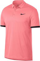 Nike Court Dry Tennis Polo  Heren Rood