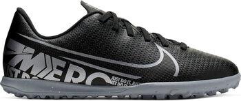 Nike Mercurial Vapor 13 Club TF voetbalschoenen Zwart