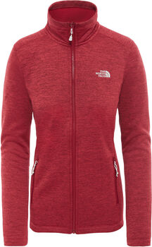The North Face Arashi II fleece Dames Rood