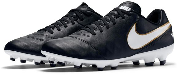 Tiempo Genio II Leather FG voetbalschoenen