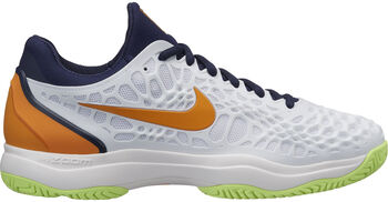 Nike Air Zoom Cage 3 Clay tennisschoenen Heren Wit