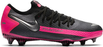 Nike Phantom GT Elite FG kids voetbalschoenen Zwart