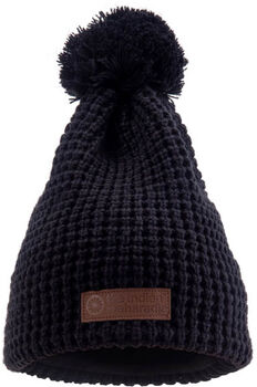 The Indian Maharadja beanie Zwart