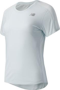 New Balance Impact Run shirt Dames Groen