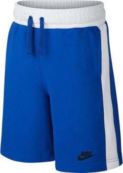 Nike Air short Jongens Blauw