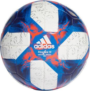 ADIDAS Tricolore 19 Mini Ball Heren Wit