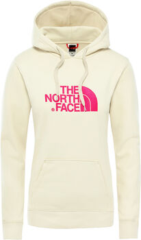 The North Face Drew Peak hoodie Dames Wit
