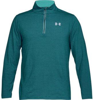 Under Armour UA Streaker 1/4 zip shirt Heren Blauw