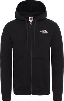 The North Face Arashi Logo hoodie Heren Zwart