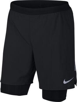 """Nike Distance 2-in-1 7"""" short Heren Zwart"""