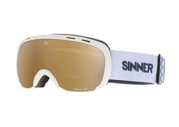 Sinner Marble skibril Wit