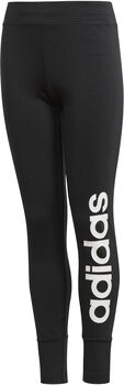 Adidas Gear Up Linear jr tight Meisjes Zwart