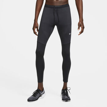 Nike Phenom elite legging Heren Zwart