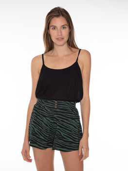 Protest Kiki short Dames Zwart