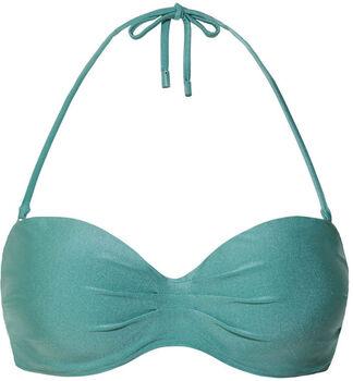 Beach Life Bikinitop Dames Groen