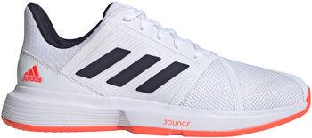 adidas CourtJam Bounce schoenen Heren Wit