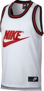 Nike Sportswear Mesh tank Heren Wit