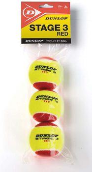 Dunlop Stage 3 tennisballen Geel