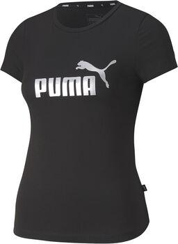 Puma Essentials shirt Meisjes Zwart