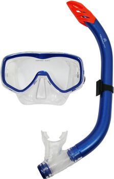 TECNOPRO Snorkelset 2-delig sr Blauw