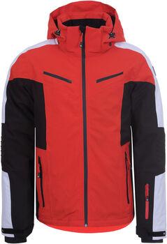 Icepeak Fieldon ski-jas Heren Rood