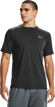 Under Armour Tech 2.0 Novelty t-shirt Heren Zwart