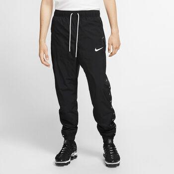 Nike Sportswear Swoosh broek Heren Zwart