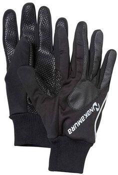 NAKAMURA morton gloves Zwart