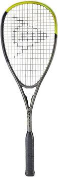 Dunlop Blackstorm Graphite 5.0 squashracket Heren Zwart