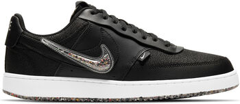 Nike Court Vision Low Premium sneakers Heren Zwart
